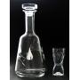 Juego de licor Atelier con chupitos Samba (T6)