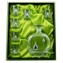 Liquor set. Puccini bottle and Ideal shot glass