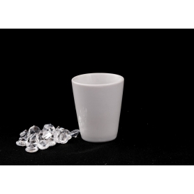 Porcelain shot Mus. White collection