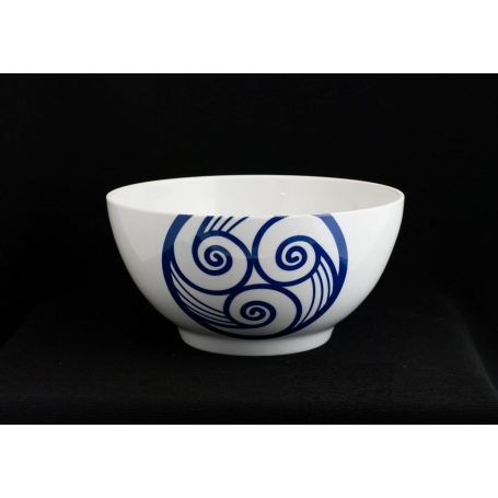 Large Ema serving bowl. Lúa collection.