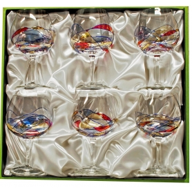 Six-piece Gin and Tonic Milano set