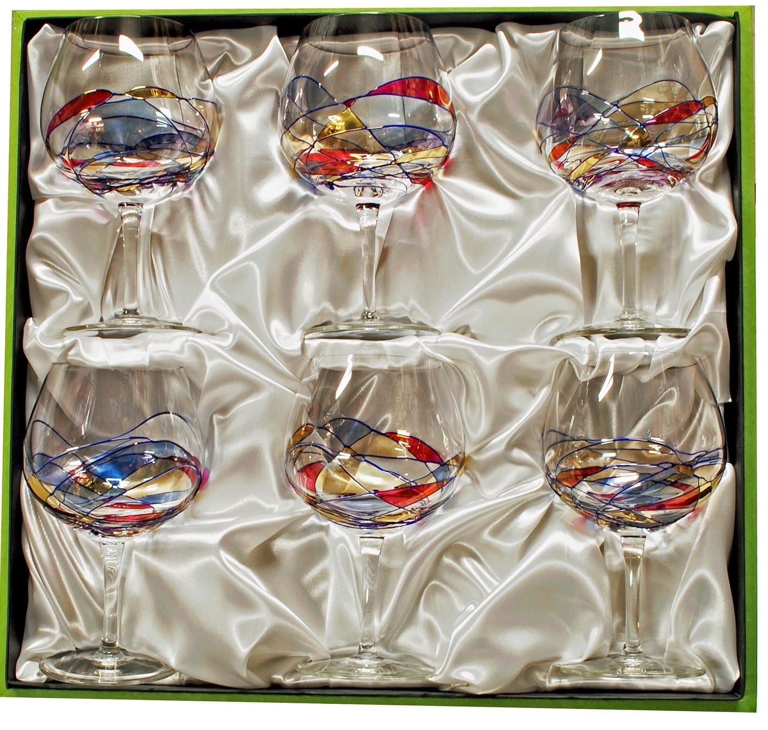 Six-piece Gin and Tonic Milano set