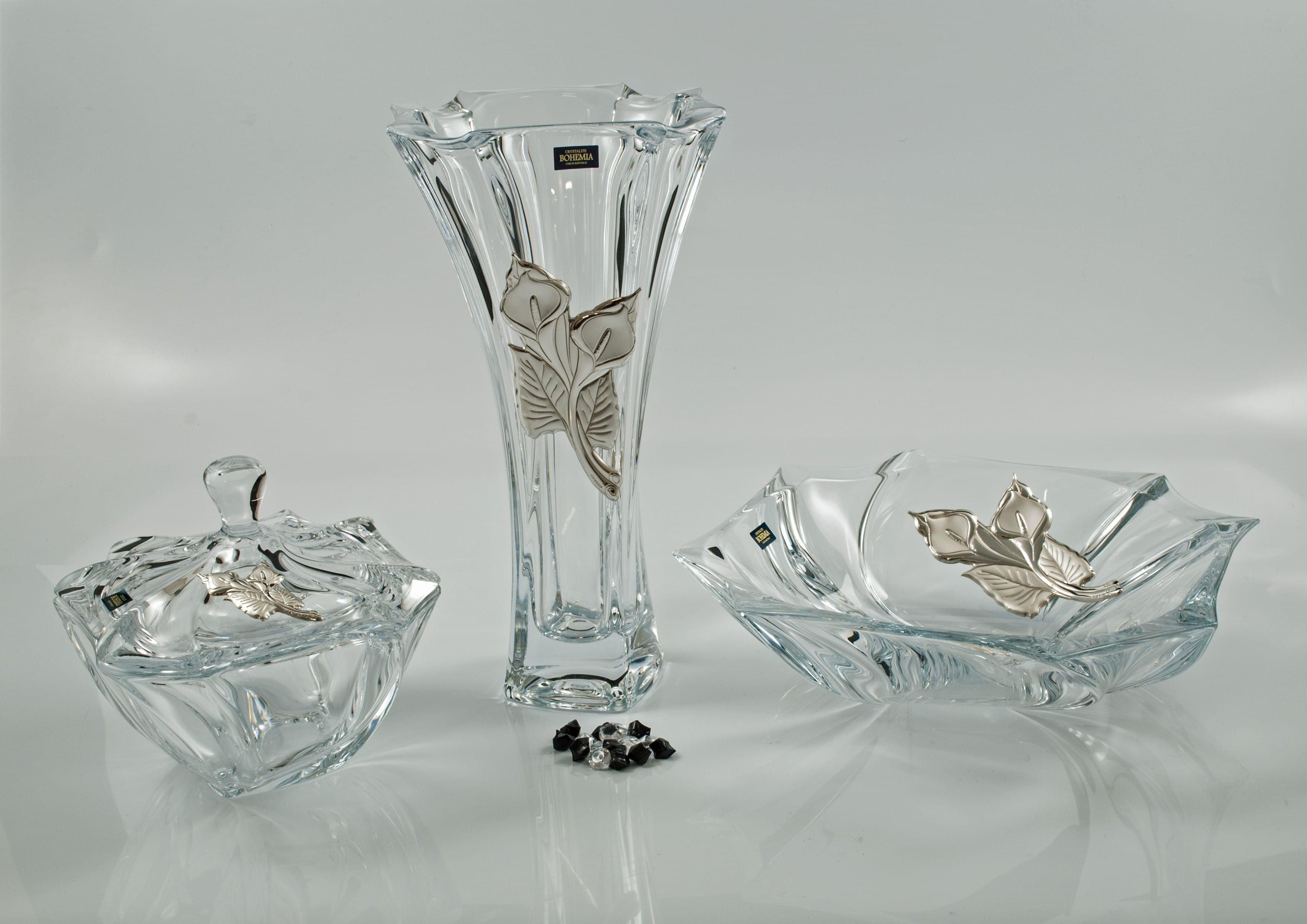 Neptuno collection with calla lily