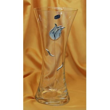 Florero cristal bohemia Primavera 570 C1