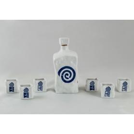 Set de juego de chatos Piedra col. Celta