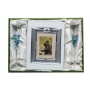 Milano Galeria champagne flutes and photo album for wedding or anniversary gift
