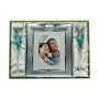 Milano Galeria champagne flutes and photo frame for wedding or anniversary gift