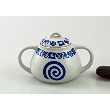 Moments sugar bowl. Celta collection.