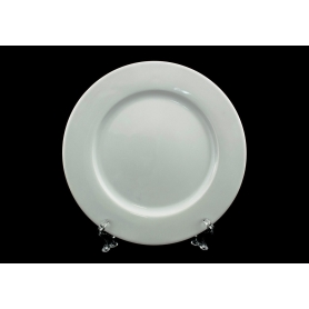 Coimbra dessert plate. White collection