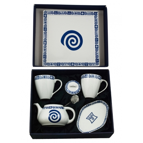 Six-piece Mug Volare set. Celta collection.