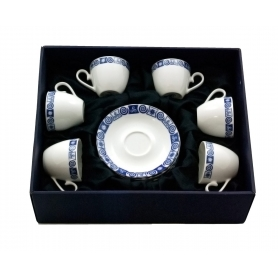 Six-cup tea set. Volare design Celta design.