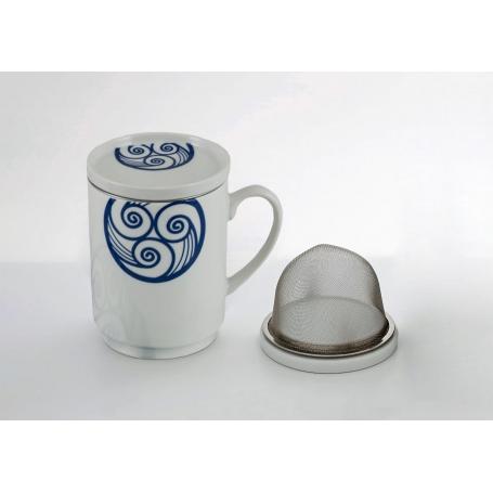 Valle mug. Lua collection.