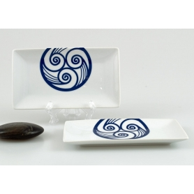 Valle tray. Lua collection.