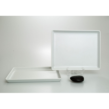 Macau tray. White collection.