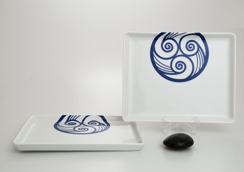 Macau tray. Lua collection.