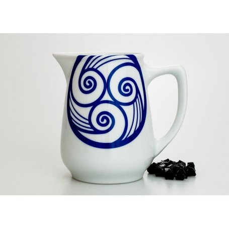 Gaspar milk pot. Lua collection.