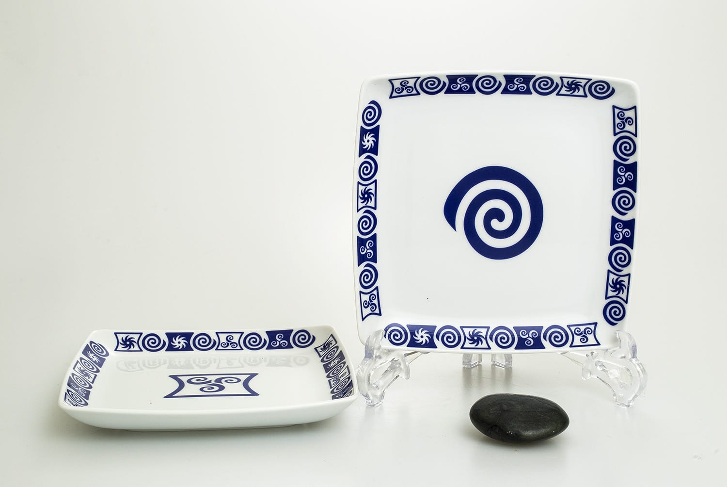 Appetizer plate. Frio design, Celta collection.