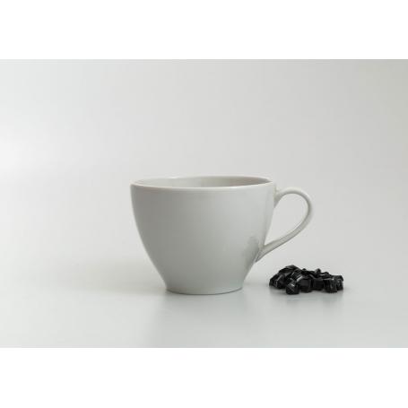 Taza de desayuno Volare col. Blanca