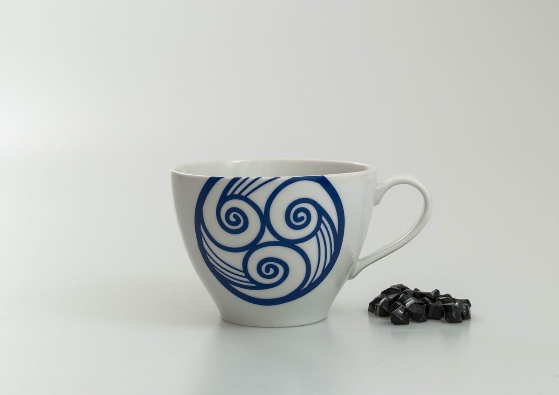 Volare design Mug. Lua collection.