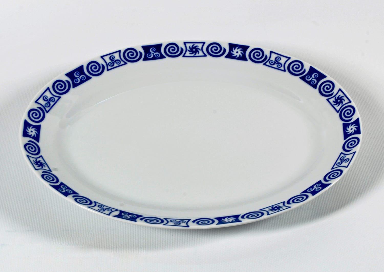 Cantao-design, porcelain tray. Celta collection.