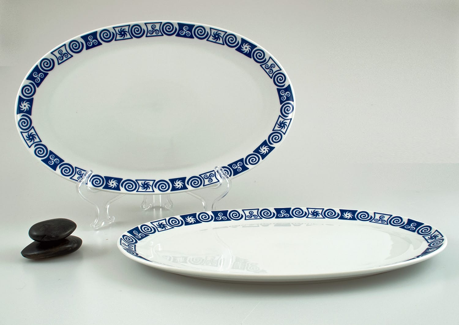 Coupe tray. Celta collection.