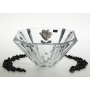 Metropolitan centrepiece. Bohemian Glass