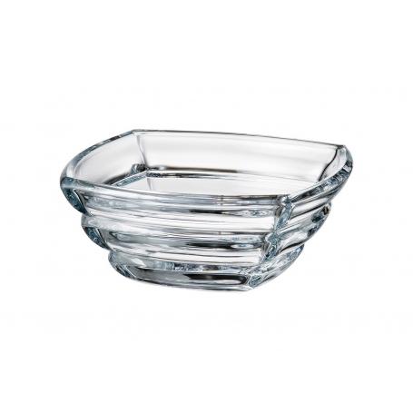 Segment centrepiece. Bohemian Glass