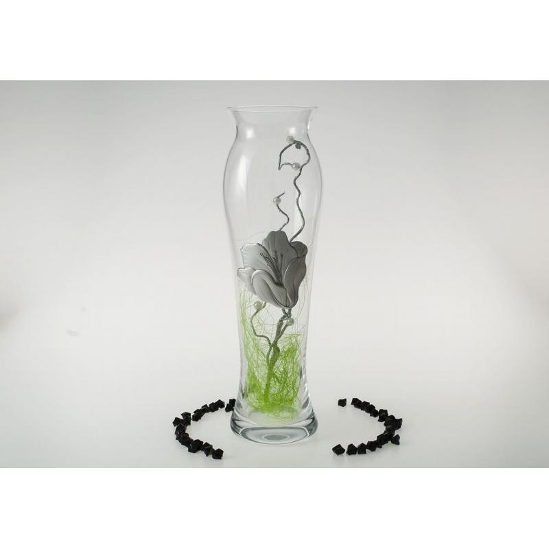 Bohemian Glass Vase 82238 Cristalsio