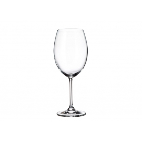 Bohemian Bordeaux glass Gastro 590