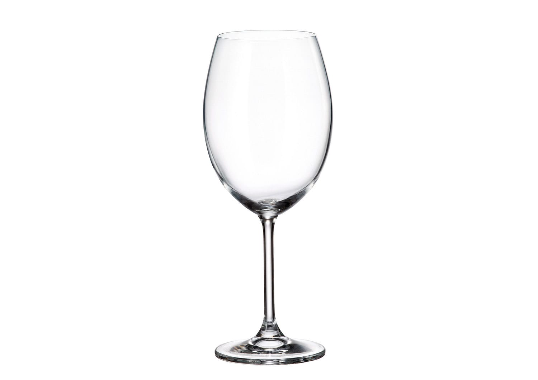 Bohemian Bordeaux glass Gastro