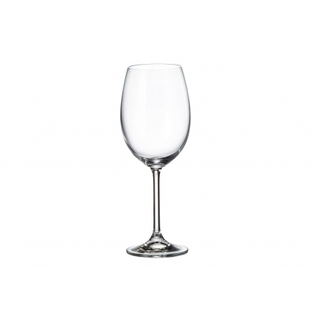 Bohemian red wine glass Gastro