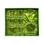Sylvana Whisky set with Puccini bottle. 7 pz (203 engraving)