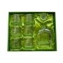 Juego de Whisky Alma 7 pz con botella Puccini (talla 203)