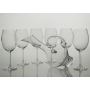 Gastro wine set. 6 glasses and decanter 2610