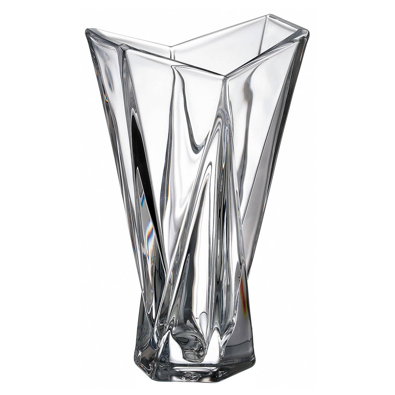 Bohemian glass Spectral vase