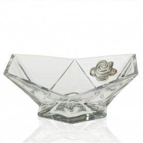 Spectral centrepiece 155. Bohemian Glass