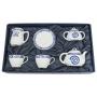 Five-piece breakfast set. Volare design, Celta collection.