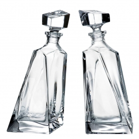 Botellas de licor Lovers. Bohemia