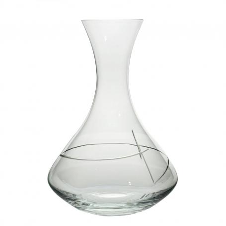 Bohemian decanter 31AA09 (203 engraving)