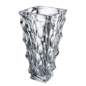 Bohemian glass Casablanca vase