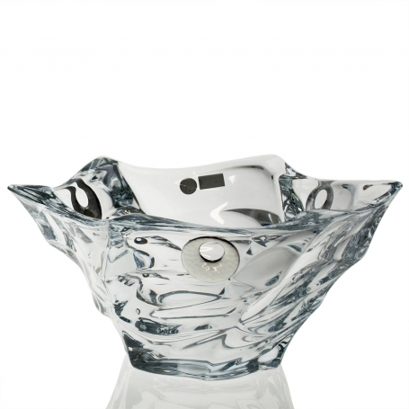 Falmenco centrepiece. Bohemian Glass