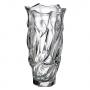 Bohemian glass Falmenco vase