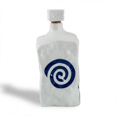 Porcelain liquor bottle Piedra. Celta collection.