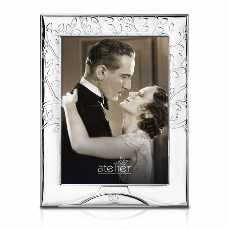 25th Anniversary Silver Photo frame AE0319/20