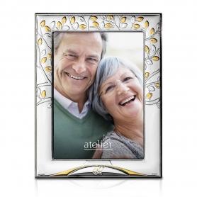 50th Anniversary Silver Photo frame AE0320/20D