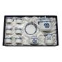 Nine-piece Pombal tea set. Celta collection