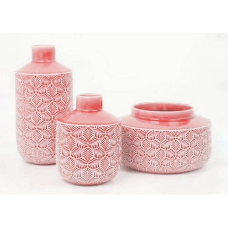 Antwerp Flowervase pink