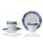 Volare coffee cup and saucer. Celta collection