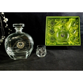 Juego de licor Pucini con Alma (T6)