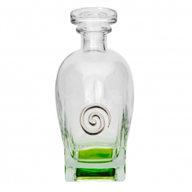 Coloured Liqueur Bottle Rossini
